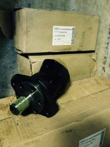 гидромотор MT50CRS