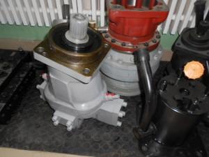 мотор МГП112-32М